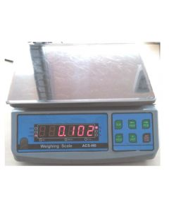 Ηλεκτρονική ζυγαριά εργαστηριακής χρήσης ENWSH 30kg./1gr