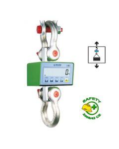 Ηλεκτρονικός γερανοζυγός 1.500-6.000Kg. NHAS-1500 Dini Argeo
