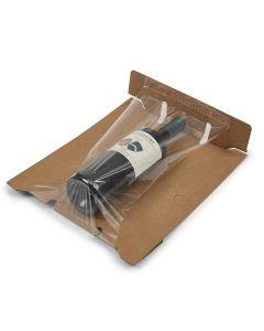 Εσωτερικό στοιχείο χαρτοκιβωτίων για φιάλες Korrvu-Wine Sealed Air